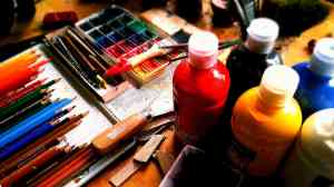 How Acrylic Paints Are Made