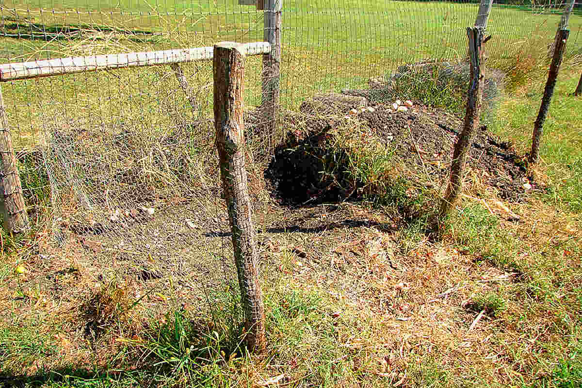 How to Build a Two-Bin Composter