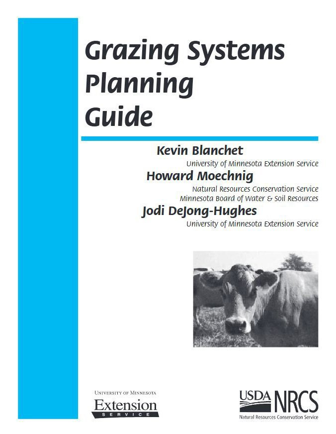 Grazing Systems Planning Guide