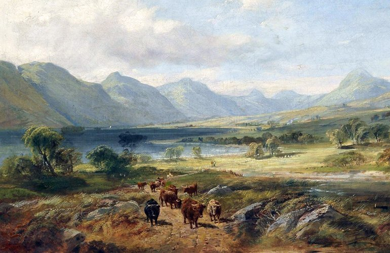 The Roots of Cattle Driving