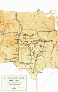 The Roots of Cattle Driving: Part 2