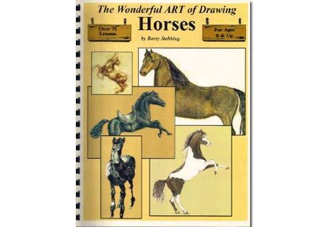 The Wonderful Art of Drawing Horses