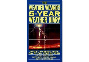 The Weather Wizard's 5-Year Weather Diary