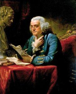 Benjamin Franklin, Storm Chaser