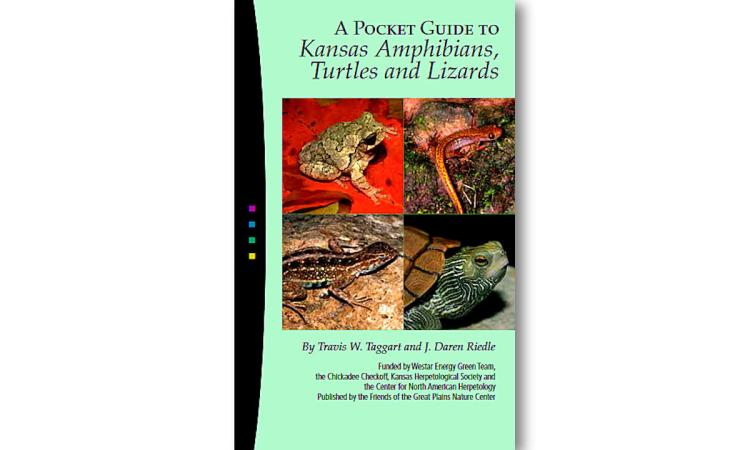 A Pocket Guide to Kansas Amphibians, Turtles, and Lizards