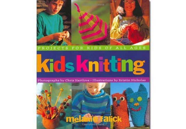 Kids Knitting