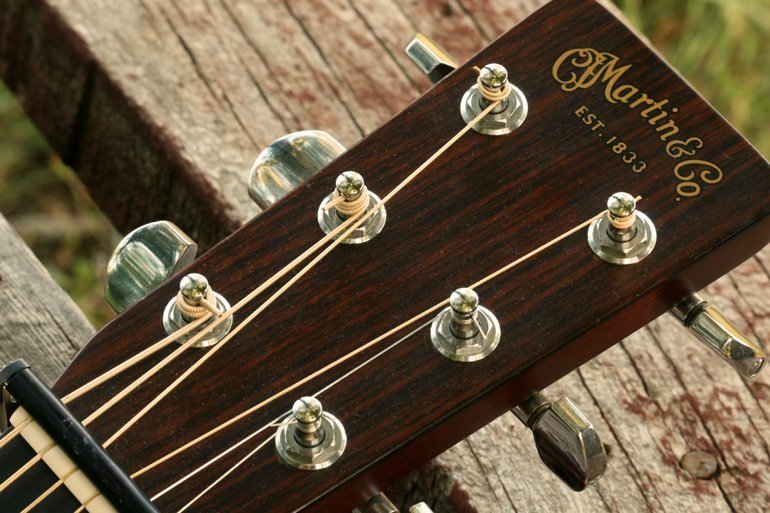 Guitars and Wood Types