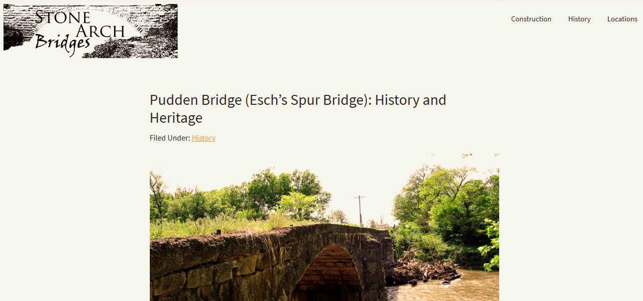 Stone Arch Bridges