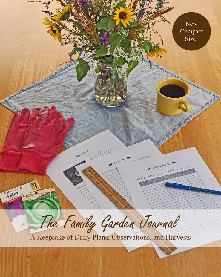 The Family Garden Journal