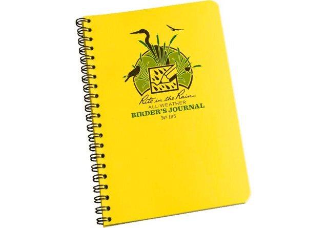 All-Weather Birder's Journal