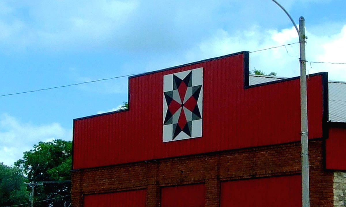 What is a Barn Quilt?