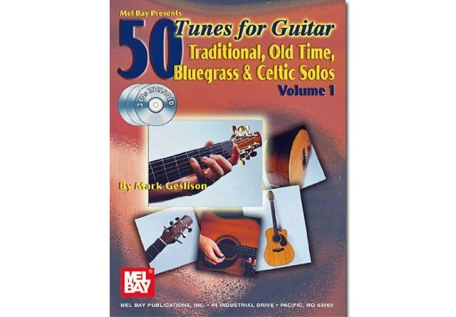 50 Tunes for Guitar