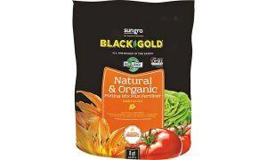 Black Gold Organic Potting Soil