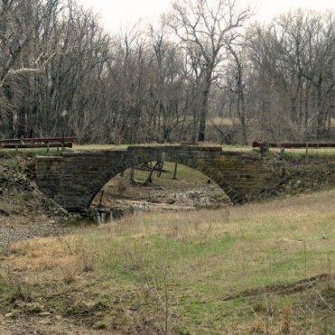 How Cowley County Stone Arch Bridges Were Built
