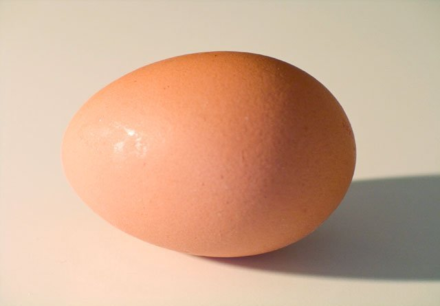 How to Peel a Farm-Fresh Hard-Boiled Egg