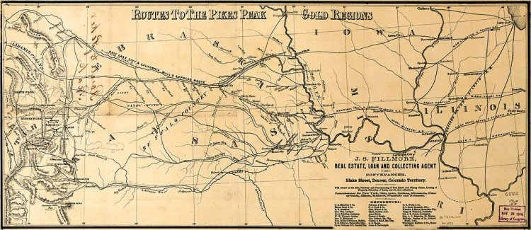 The Kansas Gold Rush