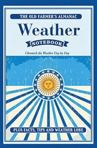 The Old Farmer's Almanac Weather Notebook