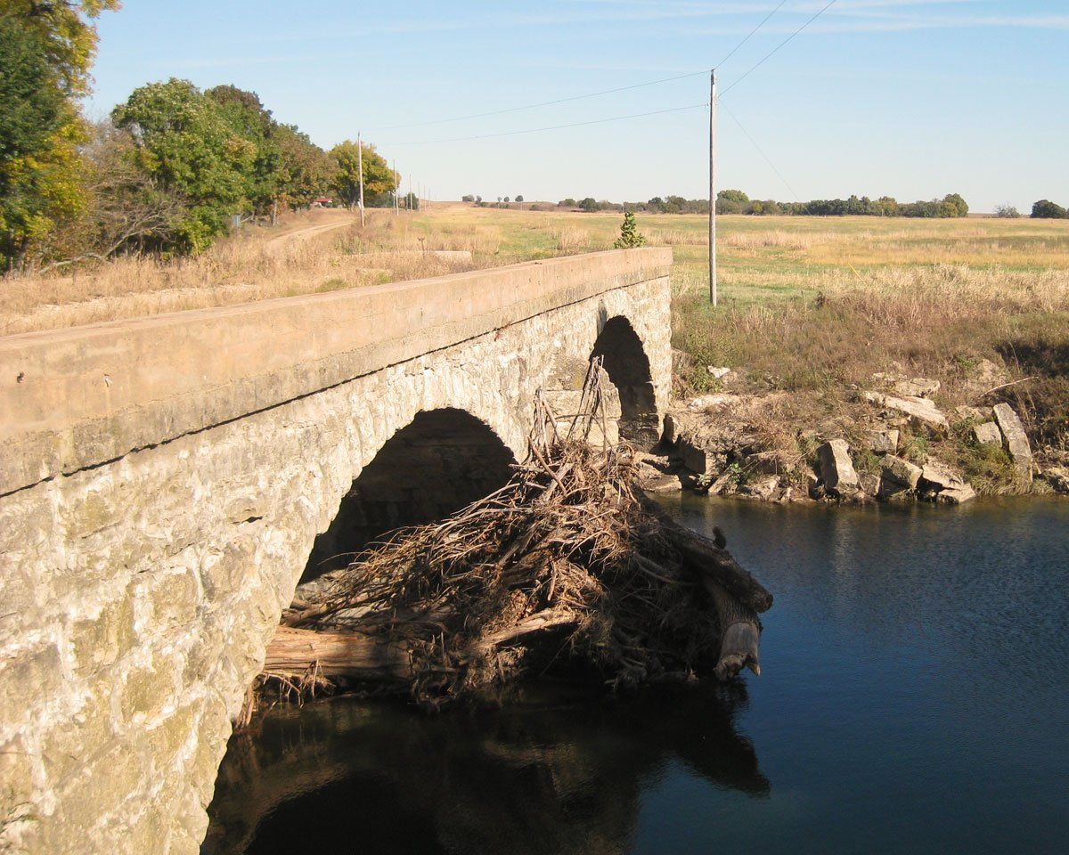 Why Cowley County Adopted the Stone Arch Bridge