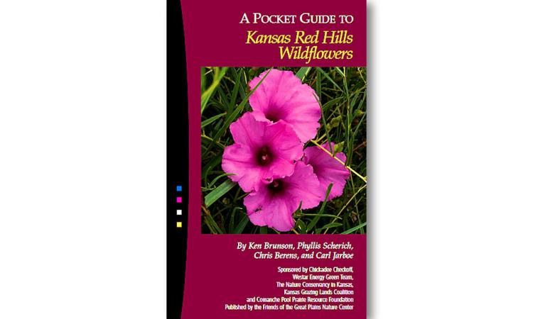 A Pocket Guide to Kansas Red Hills Wildflowers