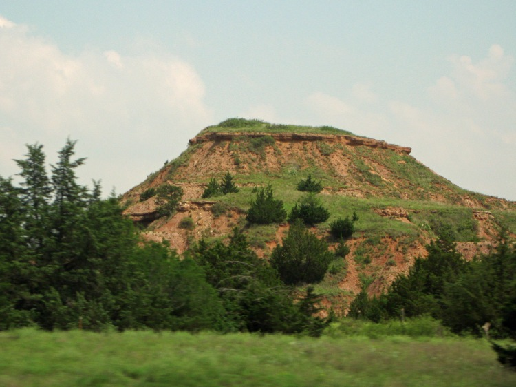 Red Hills Butte